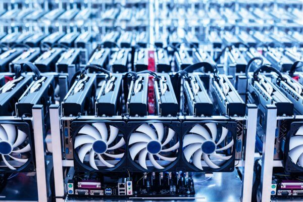 GPUs for cryptocurrency mining