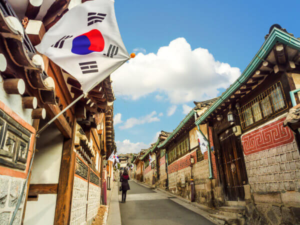Hack of South Korean exchange may have helped push cryptocurrency market tumble.