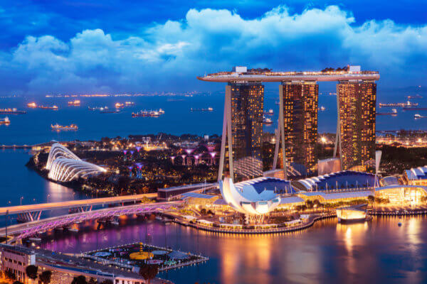 The Cryptocurrency Landscape in Singapore