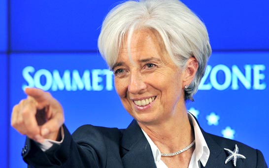 Christine-Lagarde, banks, bitcoin