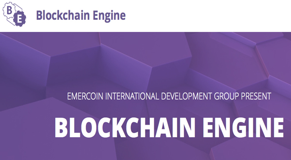 Blockchain Engine