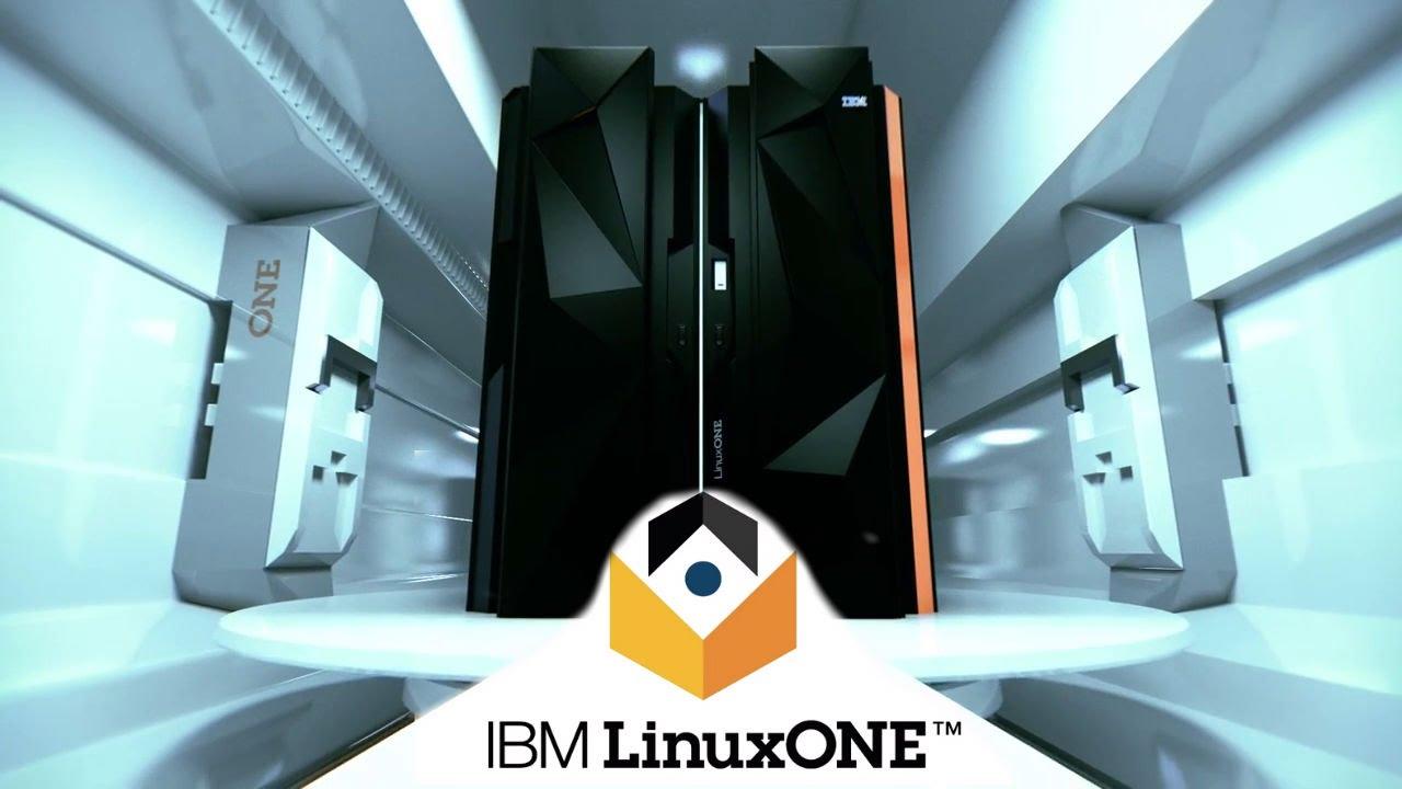 LBN_IBM LinuxOne Cloud Blockchain