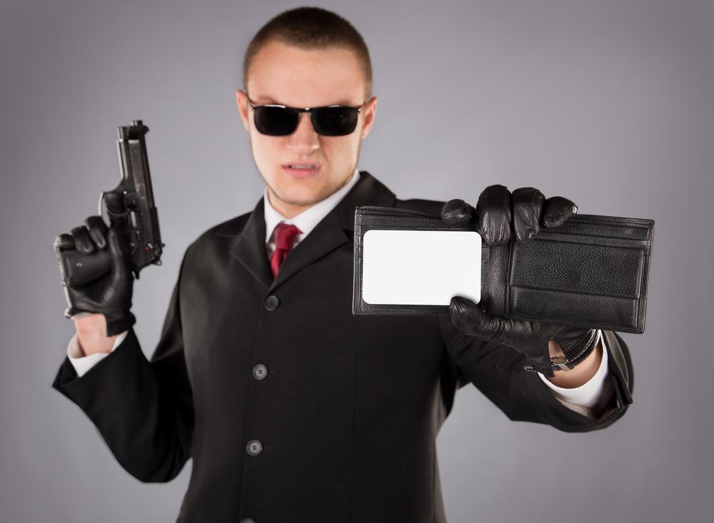 US Federal Agents Cash