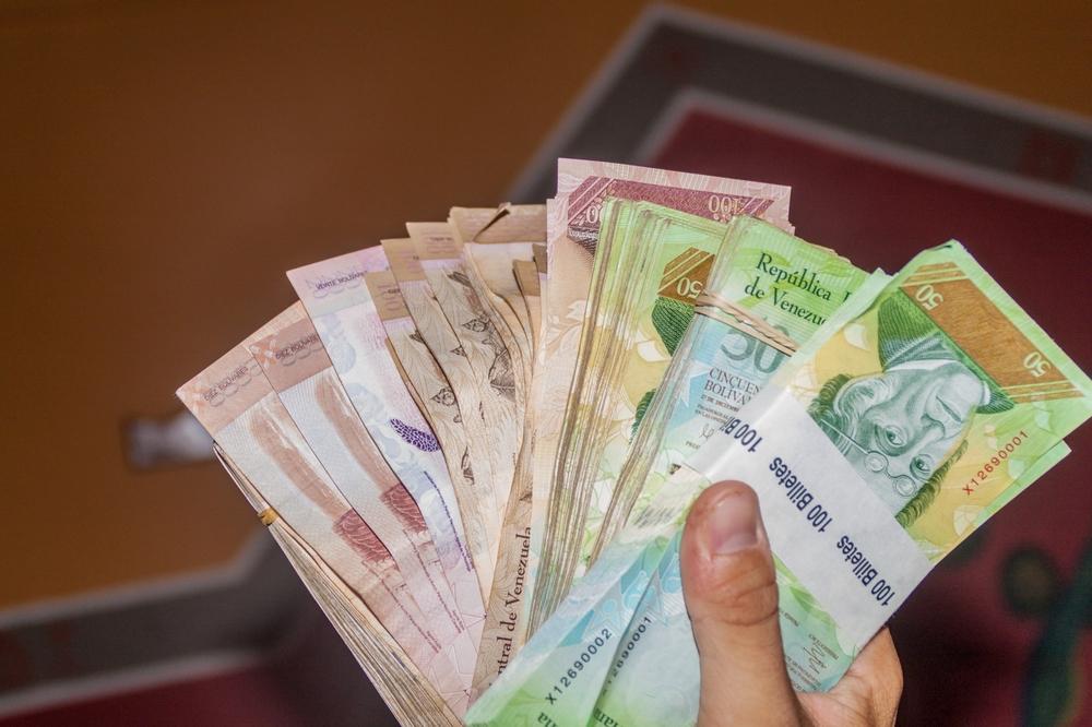 Lbn Venezuelan Bolivar Hyperinflation
