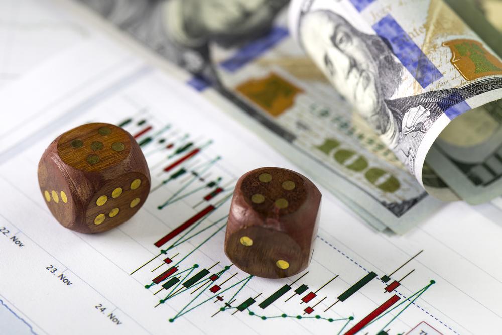 LBN_Monero Flat Trading Chart