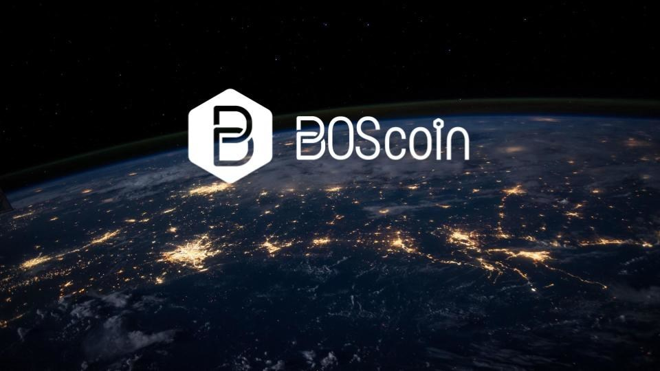 BOScoin, altcoin, cryptocurrency, ICO, blockchain, smart contracts, trust contracts