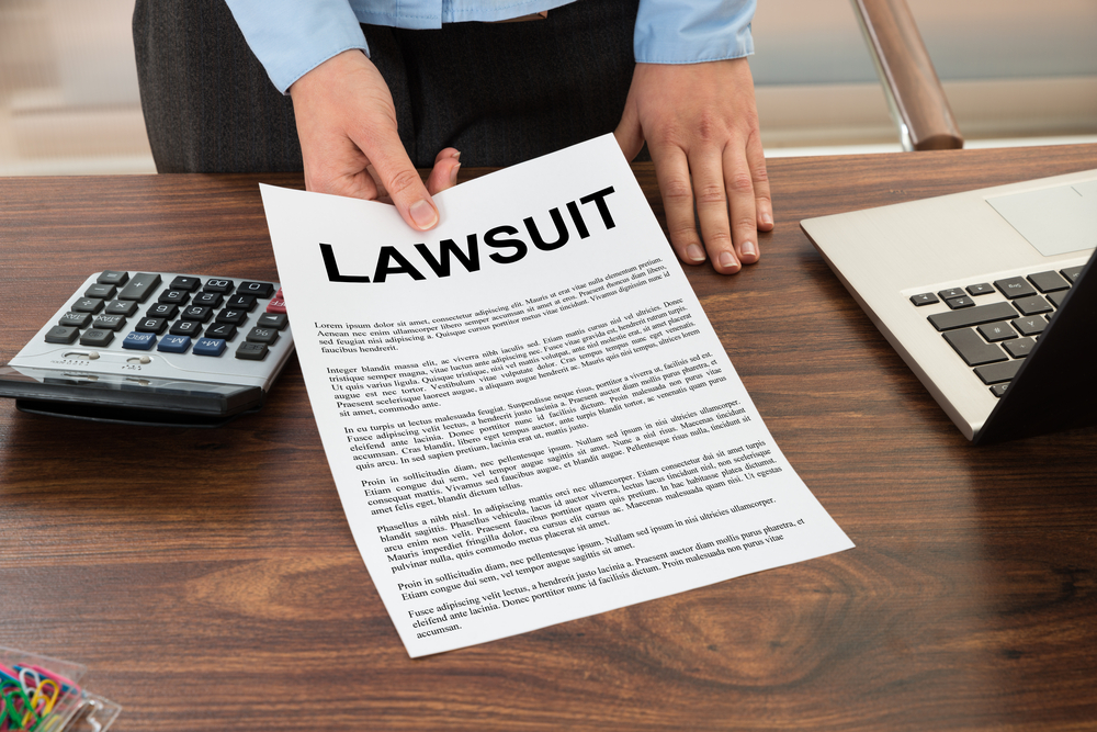 LBN Onecoin Lawsuit