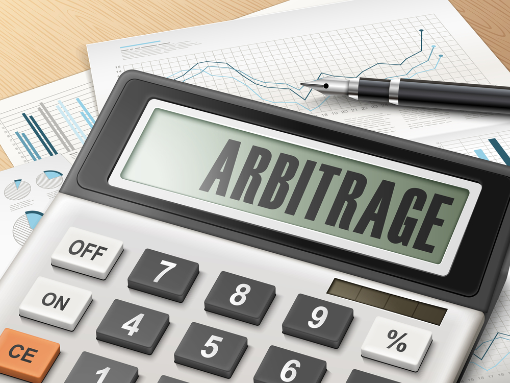 LBN USDT Bitcoin Arbitrage
