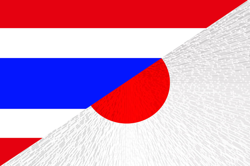 LBN RIpple Thailand Japan Remittance
