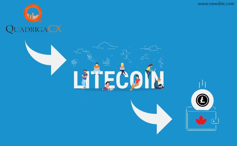 LBN QuadrigaCX Litecoin