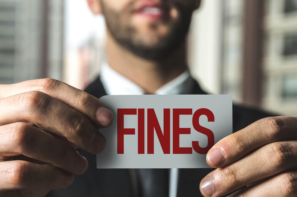 LBN XBT Provider Fined