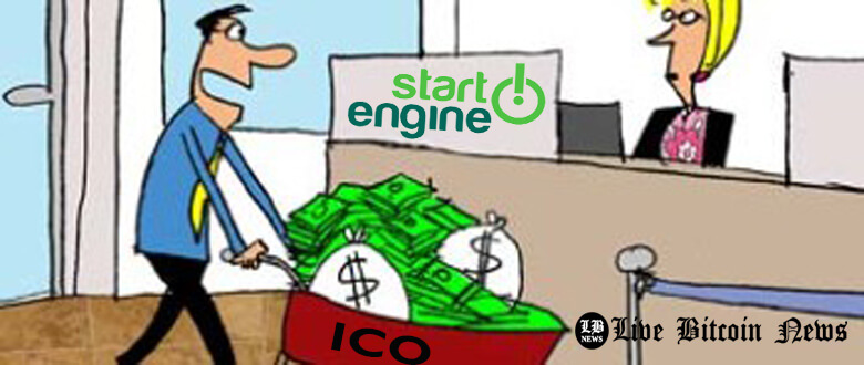 Startengine crowdfunding, initial coin offering, ICO crowdfunding, crowdfunding contracts