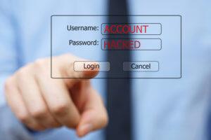 Account hack