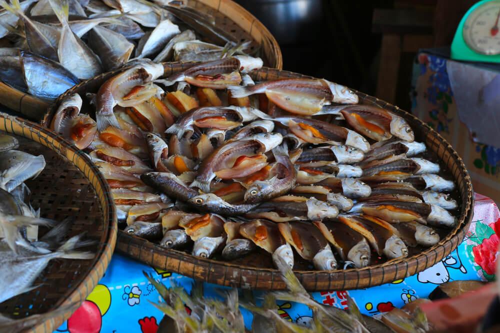 LBN Stratis Blockchain Seafood