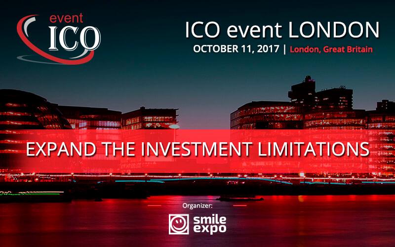 ICO Event London