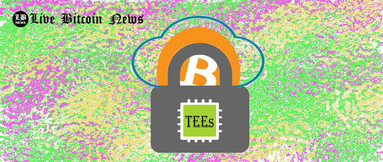 bitcoin scalability, trusted execution environment, transaction confirmation, TEE, intel graphics extensions