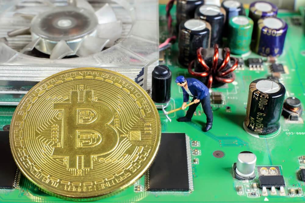 LBN Leningrad Bitcoin mining