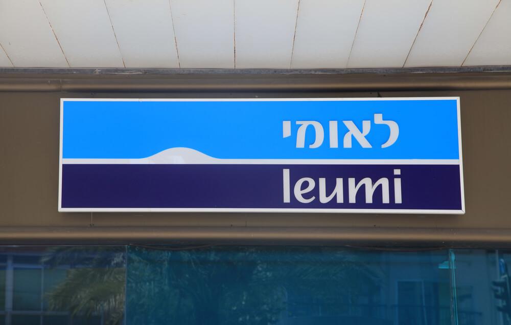 LBN Bank Leumi Bitcoin