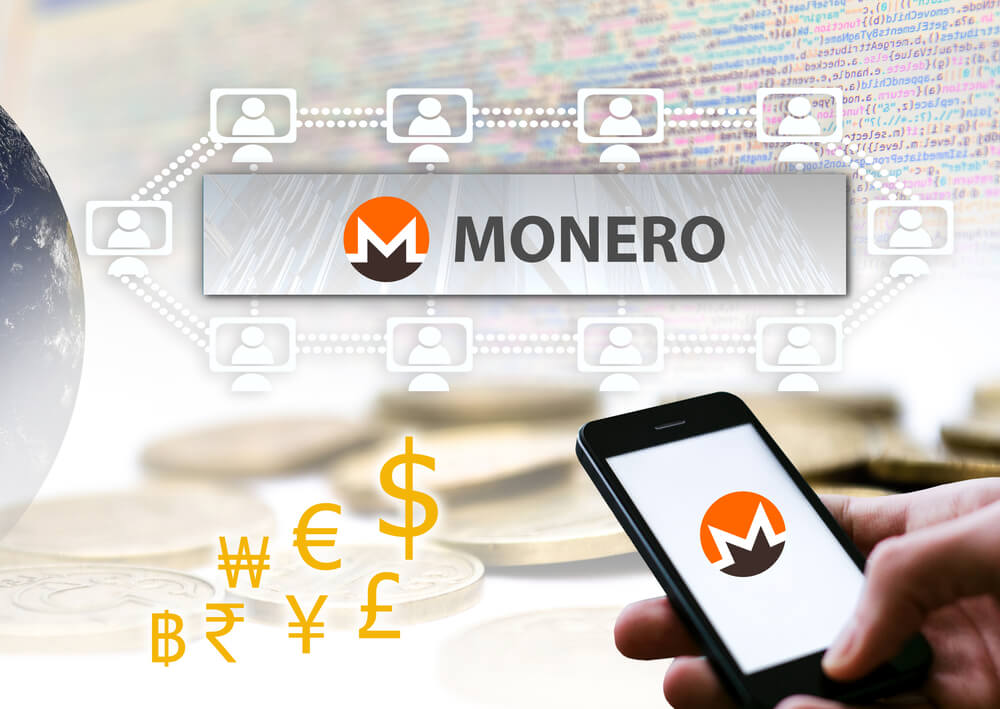 LBN Monero Monerujo Android Wallet