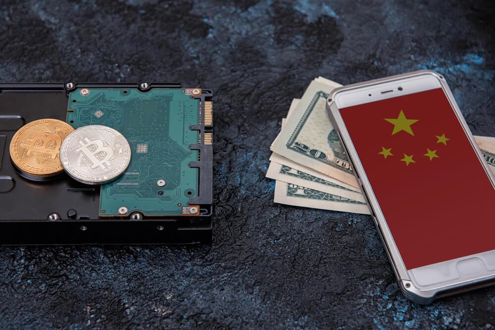 LBN Chinese Clampdown Bitcoin