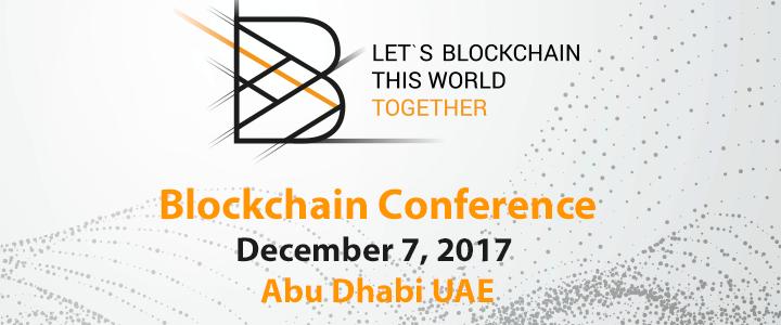 abu dhabi, blockchain, conference, cryptocurrency, blockchain, bitcoin