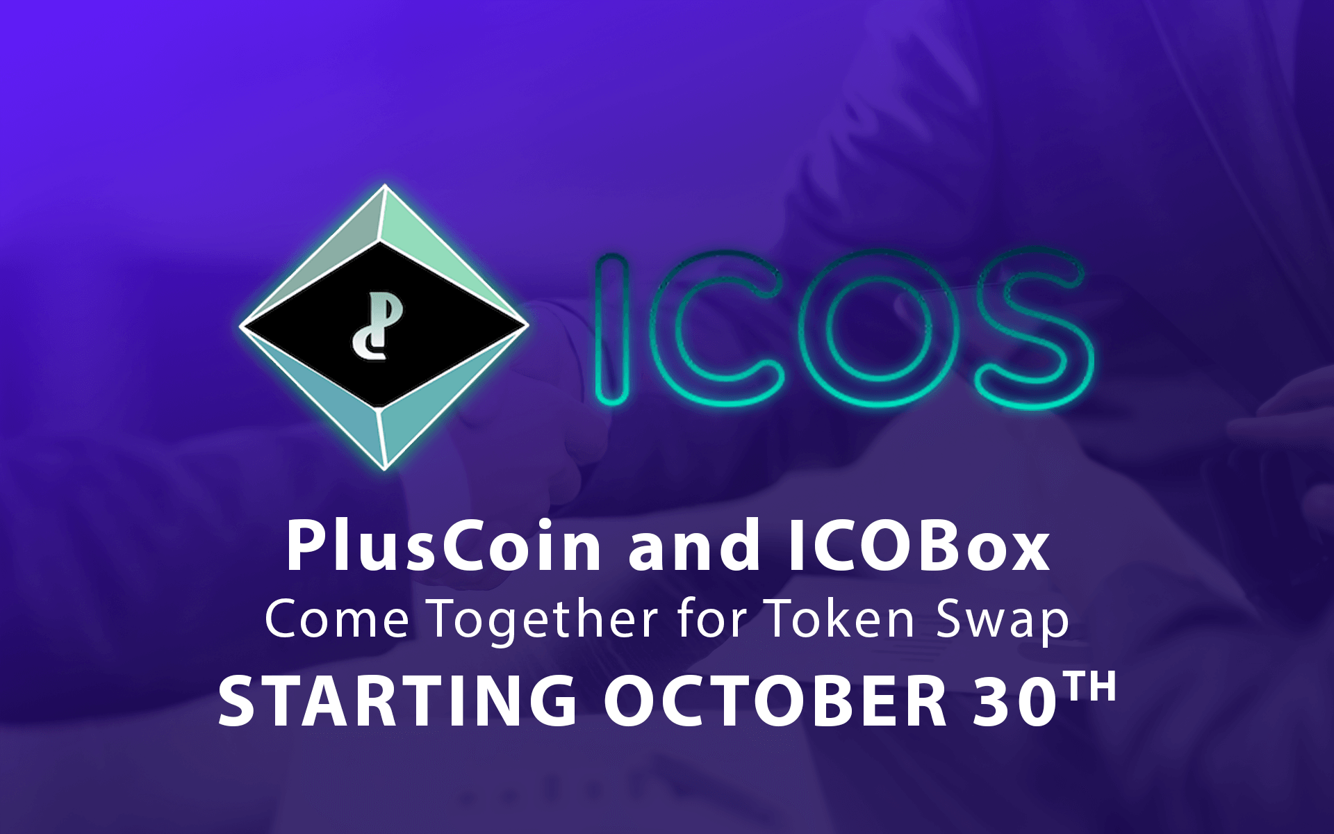 pluscoin, icobox