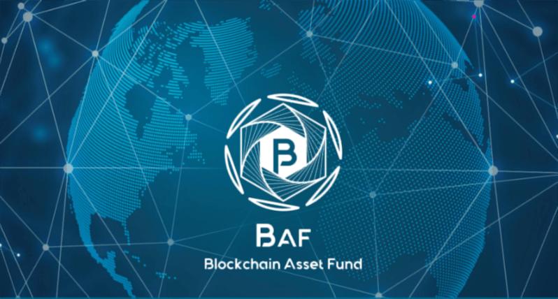 Blockchain Asset Fund, BAF, cryptocurrency, token sale