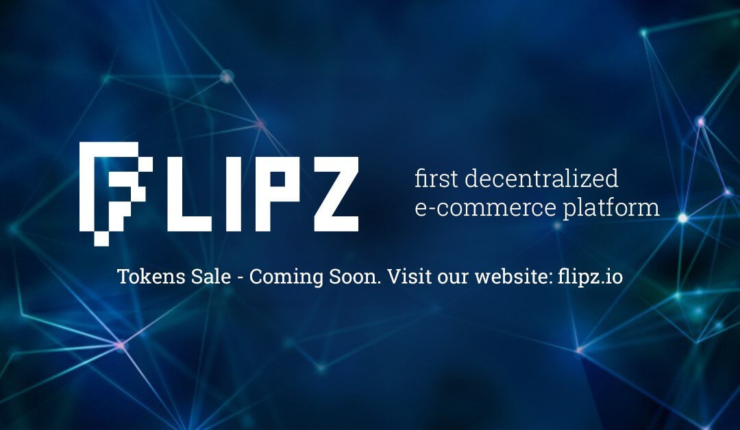 Flipz, ico, press release