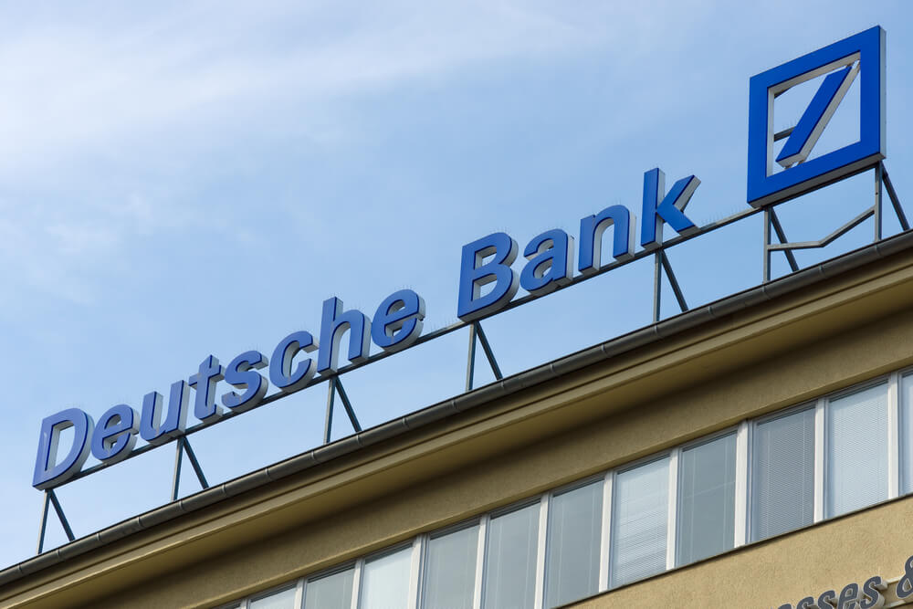 Deutsche Bank Is Wondering if BTC Will Take Over All Fiat