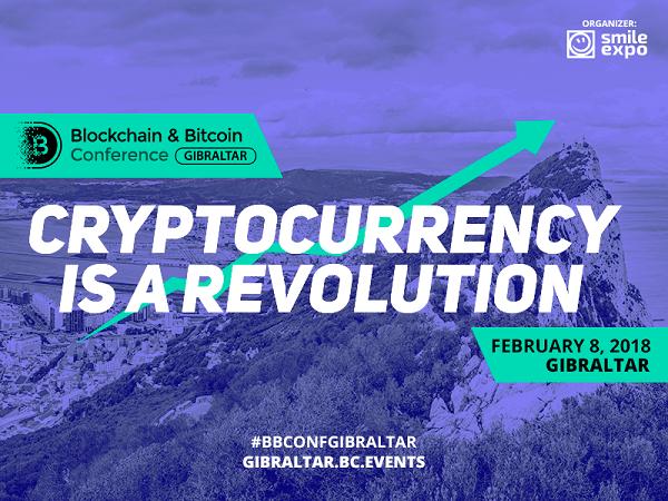 Blockchain & Bitcoin Conference in Gibraltar