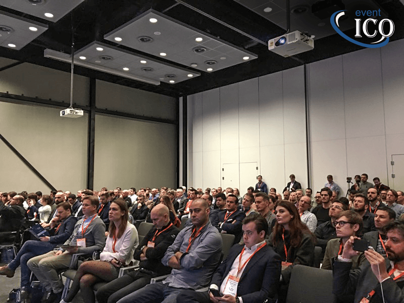 ICO, Amsterdam, Conference