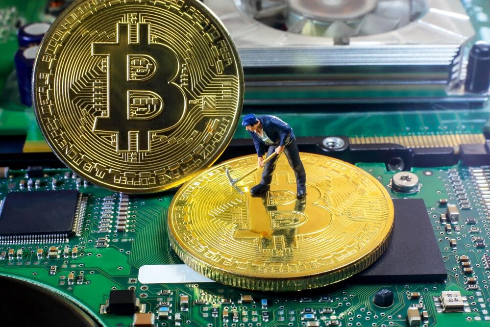 LBN Bitcoin mining Difficulty increase