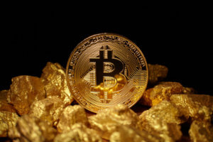 Some argue that Bitcoin is akin to gold.