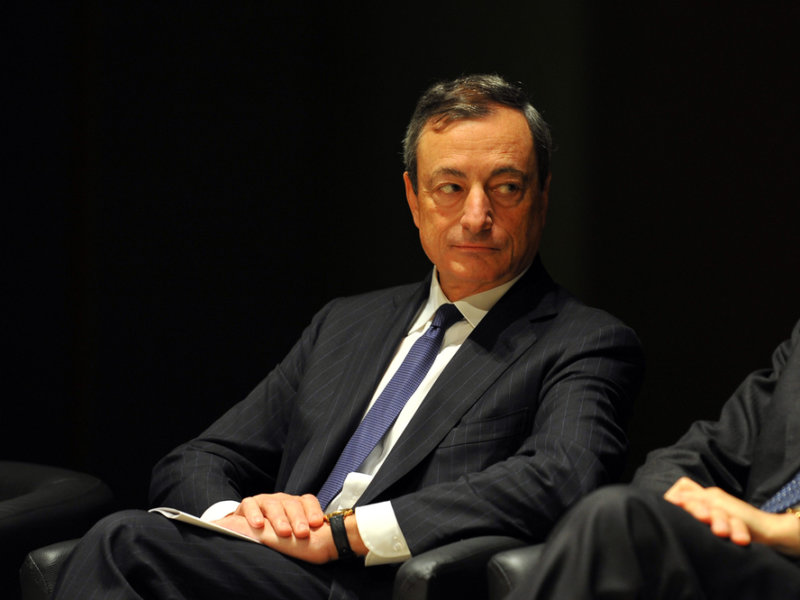 LBN Draghi Banks Bitcoin