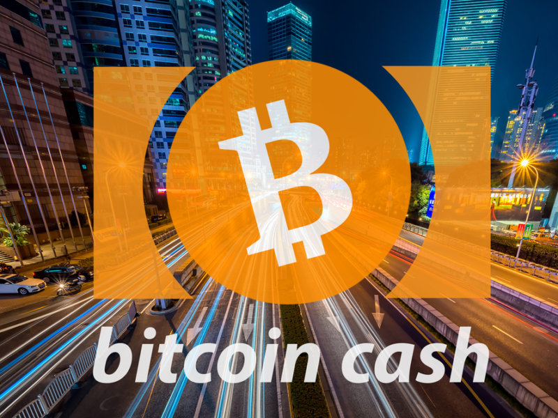 LBN BItcoin Cash Price Gains