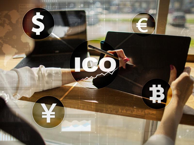 LBN Facebook ICO ads
