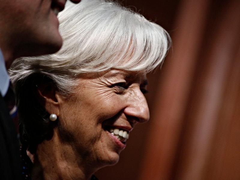 LBN Christine Lagarde Blockchain Analysis
