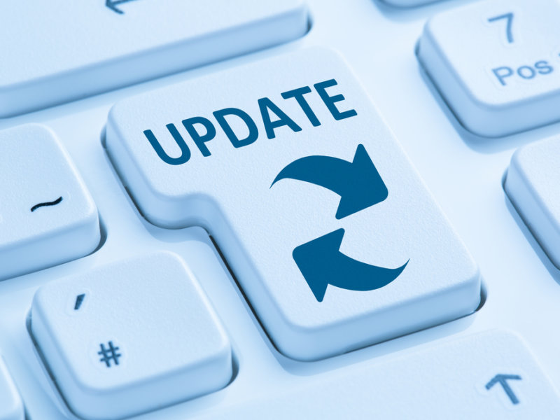 LBN Trezor Software Update