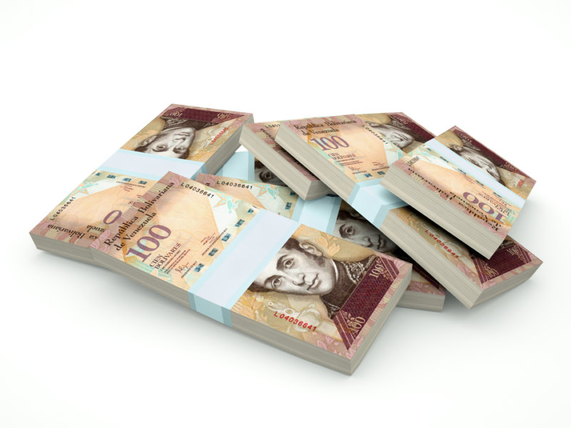 LBN Elorza Venezuela Currency