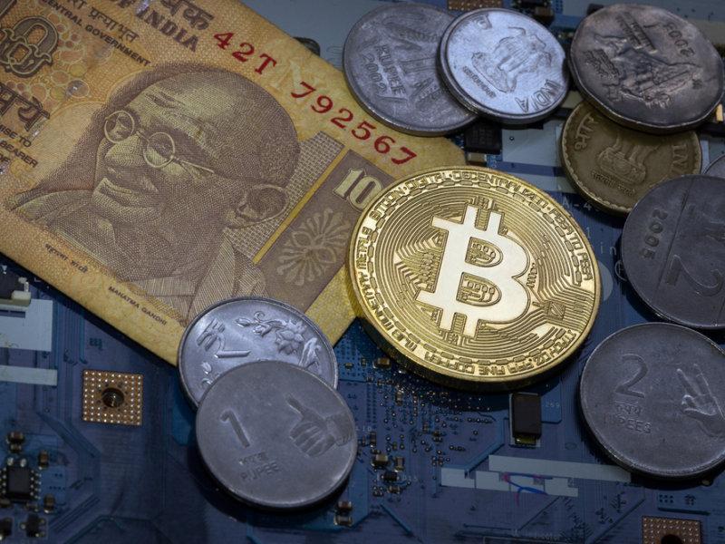 LBN Shaktikante Das Bitcoin