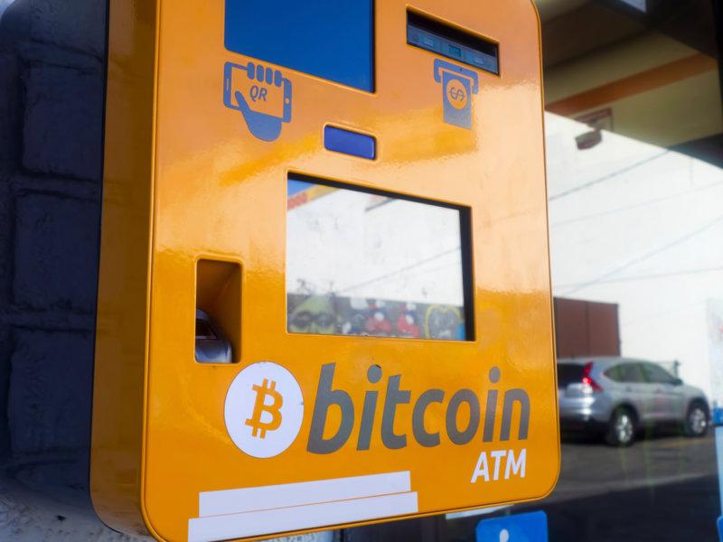 LBN Bithumb Bitcoin ATM