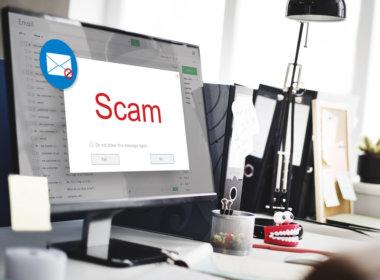 LBN Coinbase Phishing Scam