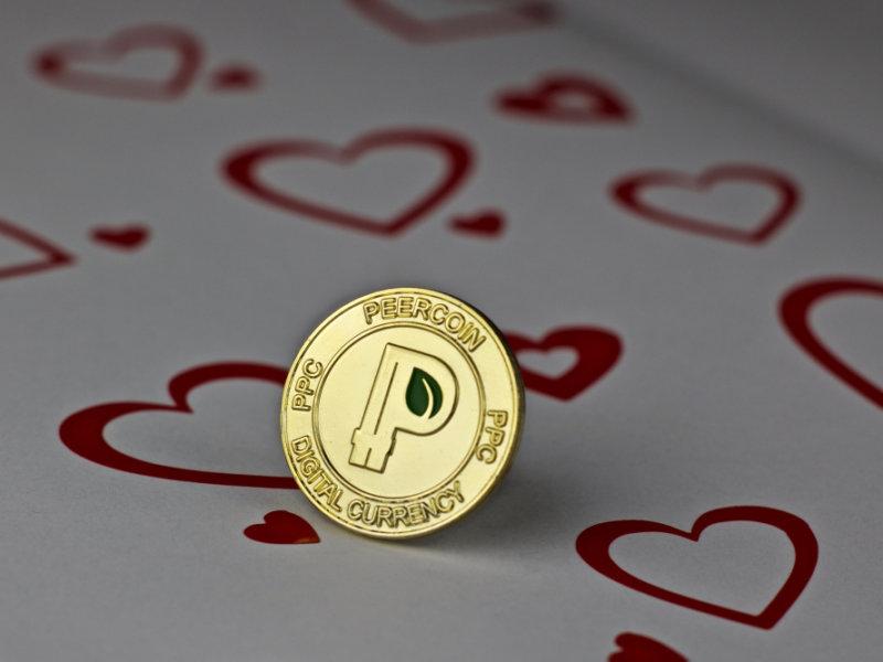 LBN Ledger Nano S Peercoin