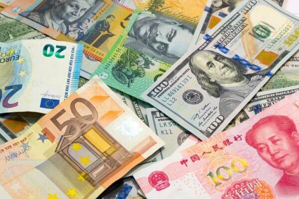 Fiat currencies.