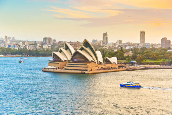 Reserve Bank of Australia official says Bitcoin will have little impact in Australia.