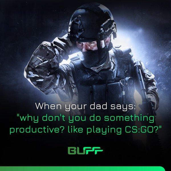 buff, CS:GO