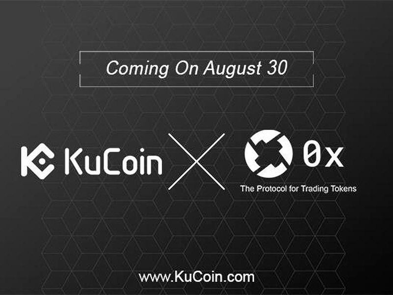 0x Protocol (ZRX) Now Listed on KuCoin Cryptocurrency Trading Platform