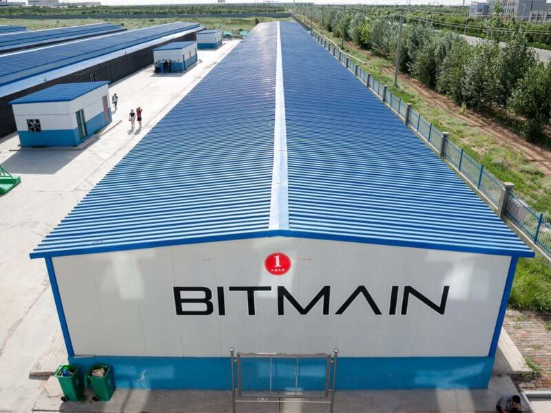 Bitmain Replacing CEO Jihan Wu