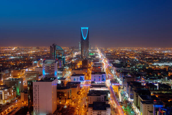 Saudi Arabia has banned all cryptocurrency trading.
