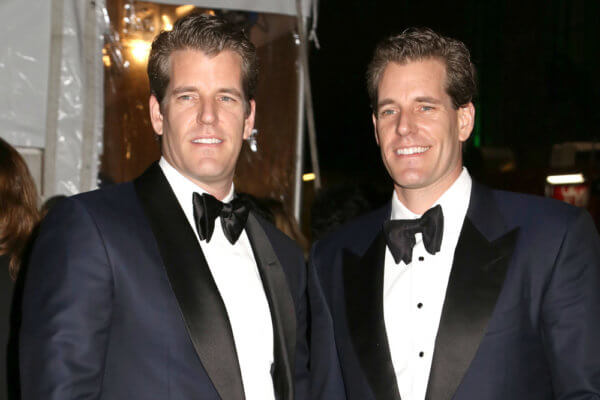 Tylor and Cameron Winklevoss
